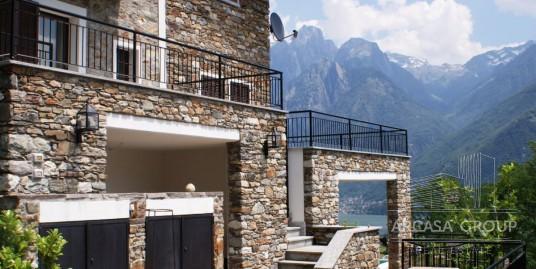 Villa Cacrusca a Sorico, Lago di Como
