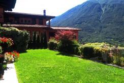 Вилла на озере Лугано