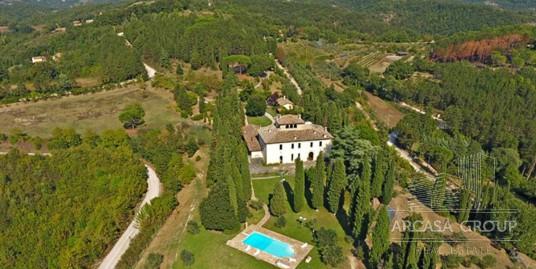Villa a Città di Castello, Umbria