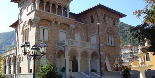 L'esclusiva villa a Vittorio Veneto