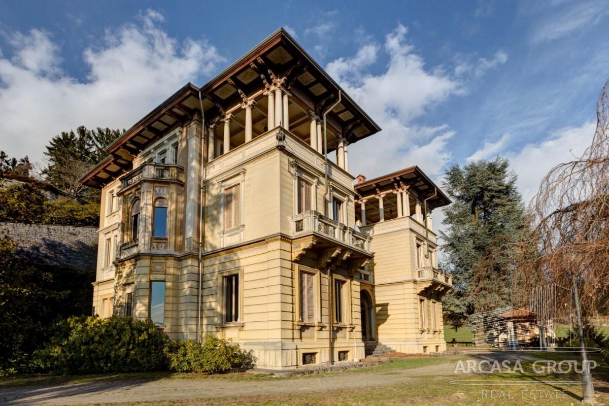 Вилла Галло в Пьемонте, Италия