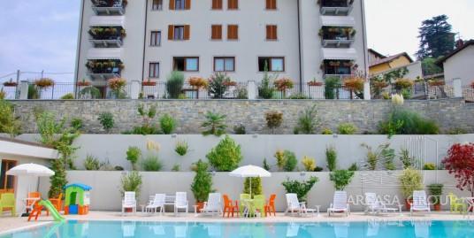 L'Hotel Villa a Carpeneto, Piemont