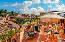 Гостиница в центре Рима