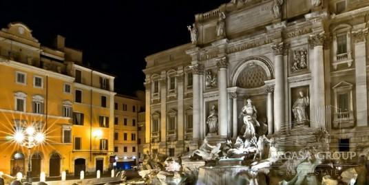 Attico in via Carlo Dolci, Roma