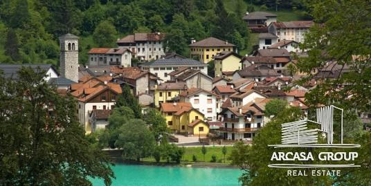 Новая квартира у озера Барчис, Италия